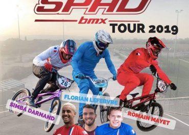 SPAD Tour - Saint Marcellin en Forez