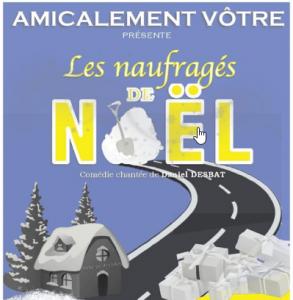 La Comédie Chantée - Les naufragés de noël
